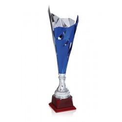 Copa Plata Azul