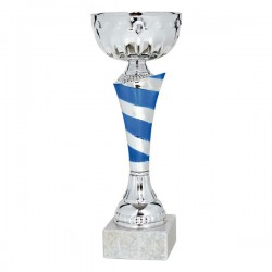 Trofeo Copa Rayas Azules y Plata