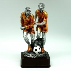 Resina Futbolista Oro
