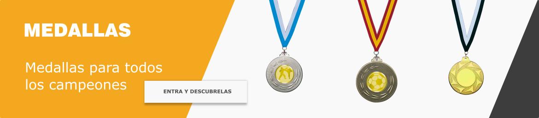 A que esperas para recibir tus medallas